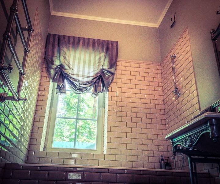 Как сшить своими руками лондонские шторы   ШТОРЫ