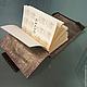 Маленький датированный ежедневник SOULDIARY `VOW` смело может стать компаньоном, как мужчине, так и деловой женщине. www.cvett.com