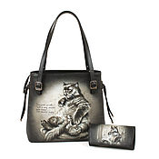 Сумки и аксессуары handmade. Livemaster - original item Bag shopper
