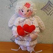 Куклы и игрушки ручной работы. Ярмарка Мастеров - ручная работа Ангелок Лямурный. Handmade.