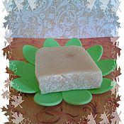 Косметика ручной работы. Ярмарка Мастеров - ручная работа Натуральное мыло на отваре крапивы. Handmade.