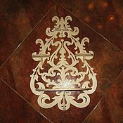 Для дома и интерьера ручной работы. Ярмарка Мастеров - ручная работа Полочка трехъярусная. Handmade.