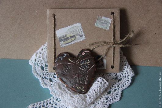 Подарки для влюбленных ручной работы. Ярмарка Мастеров - ручная работа. Купить Сердце магнит. Handmade. Сердце, подарок девушке, любимой