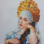 Картины ручной работы. Ярмарка Мастеров - ручная работа Варвара-краса. Handmade.
