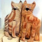 Переславские коты - Ярмарка Мастеров - ручная работа, handmade