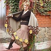 """Аксессуары ручной работы. Ярмарка Мастеров - ручная работа Комплект  """"Осень"""". Handmade."""