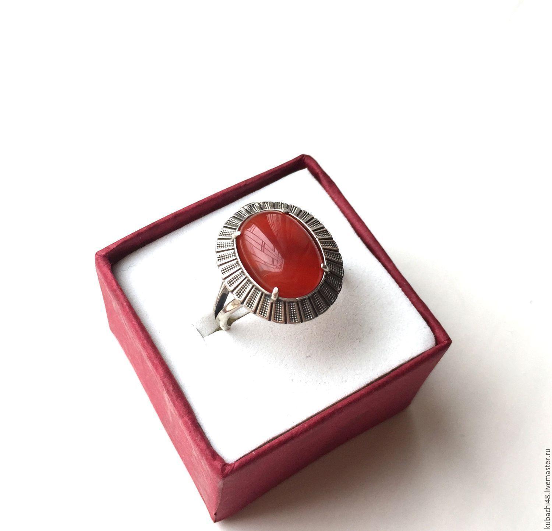 Кубачи! Серебряное кольцо 925 пробы Фантазия, Кольца, Кубачи, Фото №1