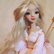 Куклы и игрушки ручной работы. Ярмарка Мастеров - ручная работа Куколка-болтушка. Handmade.