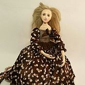 """Куклы и пупсы ручной работы. Ярмарка Мастеров - ручная работа Будуарная кукла """"Шарлотт"""". Handmade."""
