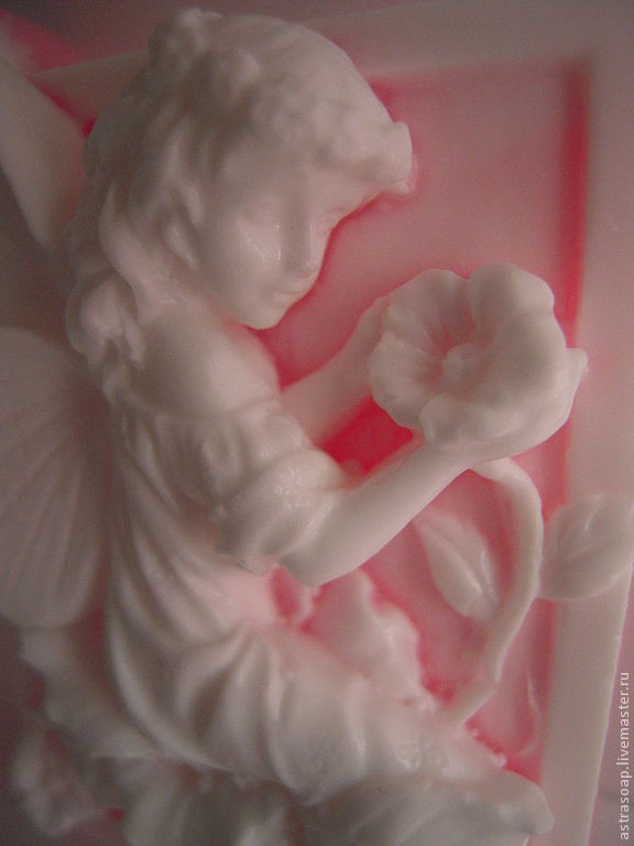 Soap Flower Fairy A Gentle Gift For Your Beloved Daughter Shop