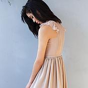 Одежда ручной работы. Ярмарка Мастеров - ручная работа Платье SS16. Handmade.