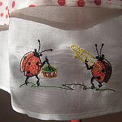 """Одежда ручной работы. Ярмарка Мастеров - ручная работа Платье """" Лето в горошек"""". Handmade."""