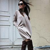 Одежда ручной работы. Ярмарка Мастеров - ручная работа Платье Creamy Furia. Handmade.
