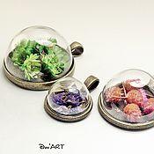 Материалы для творчества handmade. Livemaster - original item Dome glass for jewelry 10,12,16 mm.. Handmade.