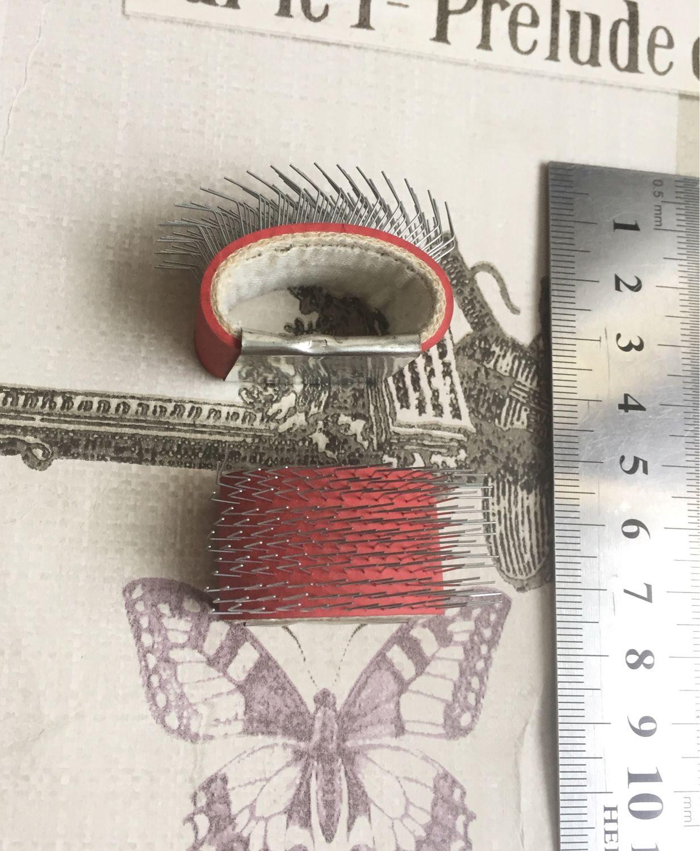 Щётка для мохера ( чесалка) маленькая, Инструменты для кукол и игрушек, Новосибирск,  Фото №1