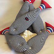 Куклы и игрушки ручной работы. Ярмарка Мастеров - ручная работа Хороший улов! Рыбы. Handmade.