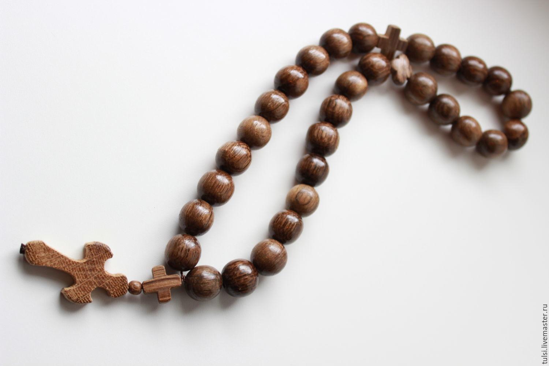 Как сделать православные четки своими руками из бусин 75