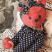"""Куклы и игрушки ручной работы. Ярмарка Мастеров - ручная работа Маруся Коллекция """"Горошки"""". Handmade."""
