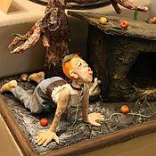 Куклы и пупсы ручной работы. Ярмарка Мастеров - ручная работа Жил-был пёс. Handmade.