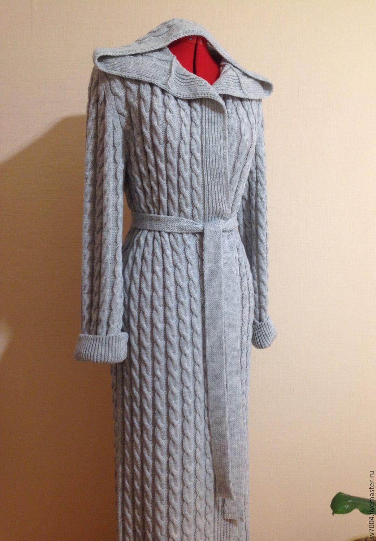 страна мастеров мастер класс вязание пальто фото купить