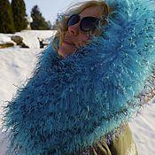 Одежда handmade. Livemaster - original item Parka with a fur liner hooded (Euro winter). Handmade.