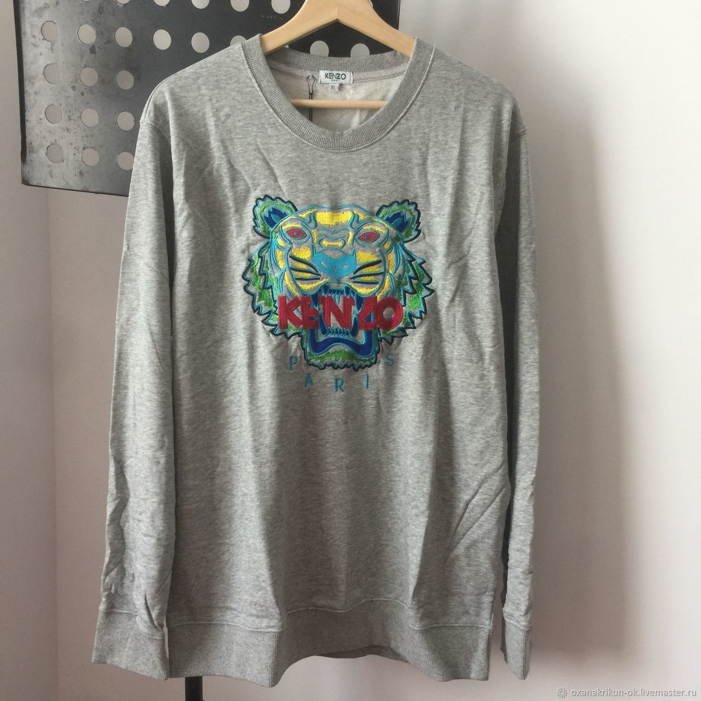 Kenzo sweatshirt, Mens sweaters, Nizhny Novgorod,  Фото №1