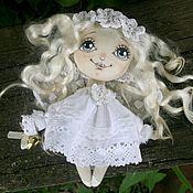 Куклы и игрушки ручной работы. Ярмарка Мастеров - ручная работа Кукла Ангелочек.. Handmade.