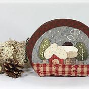 Сумки и аксессуары handmade. Livemaster - original item japanese coin snow. Handmade.