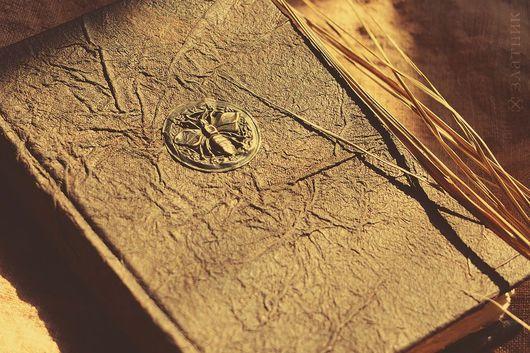 Книга для записи стихов и рисунков из серии `Душа`. Книга ручной работы, блокнот ручной работы, бумага ручной работы, волшебный подарок.