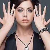 Украшения handmade. Livemaster - original item The ring is a Symbol of life. Handmade.