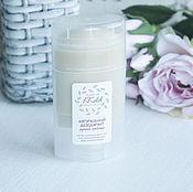 Косметика ручной работы. Ярмарка Мастеров - ручная работа Натуральный дезодорант с запахом розового дерева. Handmade.