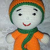 Куклы и игрушки ручной работы. Ярмарка Мастеров - ручная работа пупс. Handmade.