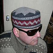 Одежда handmade. Livemaster - original item Hat