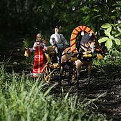 Куклы и игрушки ручной работы. Ярмарка Мастеров - ручная работа Сельская миниатюра. Handmade.