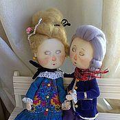 Куклы и игрушки ручной работы. Ярмарка Мастеров - ручная работа Love story.. Handmade.