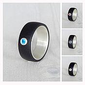 Украшения handmade. Livemaster - original item Ring with natural stone.. Handmade.