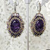 Украшения handmade. Livemaster - original item Classic earrings No. 1. Handmade.