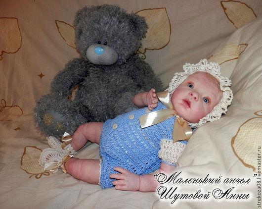 Куклы-младенцы и reborn ручной работы. Ярмарка Мастеров - ручная работа. Купить Кукла реборн Сонечка. Handmade. Кремовый, стекло