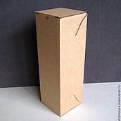 """Материалы для творчества ручной работы. Ярмарка Мастеров - ручная работа коробка """"Простая -11"""" 10х11х31 см, высокая узкая. Handmade."""