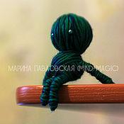 """Фен-шуй и эзотерика ручной работы. Ярмарка Мастеров - ручная работа """"Домашний оберег"""" Кукла-помощник. Handmade."""