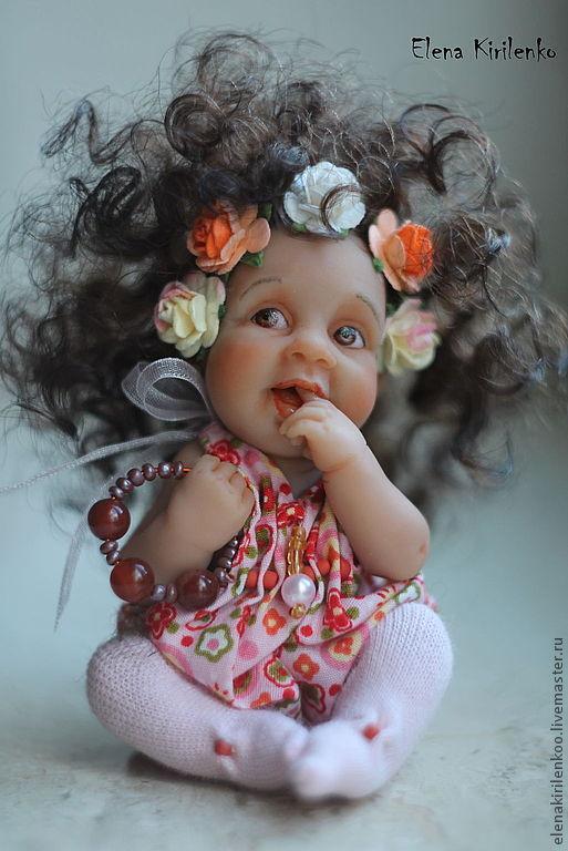 Collectible Dolls handmade. Livemaster - handmade. Buy Viorica.Baby