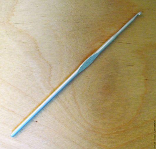 Вязание ручной работы. Ярмарка Мастеров - ручная работа. Купить Крючок для вязания - 2. Handmade. Серый, крючок для вязания, крючок