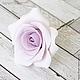 Заколки ручной работы. Набор шпилек с розами - Сиреневые (3 шт). Tanya Flower. Ярмарка Мастеров. Цветы в волосы