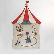 Куклы и игрушки handmade. Livemaster - original item The Module Circus. Handmade.
