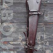 Сувениры и подарки handmade. Livemaster - original item Scabbard combined case for Marlin, Rossi, Winchester carbine. Handmade.