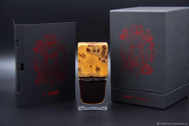 Amber Vanilla 50 ml, Духи, Санкт-Петербург,  Фото №1