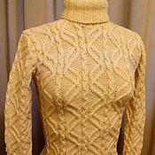 Одежда ручной работы. Ярмарка Мастеров - ручная работа Свитер Сигулда. Handmade.