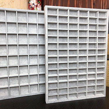 Материалы для творчества ручной работы. Ярмарка Мастеров - ручная работа Планшет-органайзер для хранения. Handmade.
