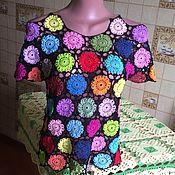 Одежда ручной работы. Ярмарка Мастеров - ручная работа Туника. Handmade.