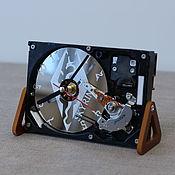 Субкультуры handmade. Livemaster - original item Watch from the hard disk No. №25